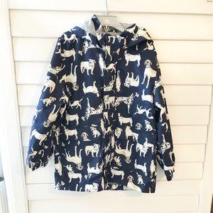 Carter's Puppy Dog Raincoat Jacket - Size 7